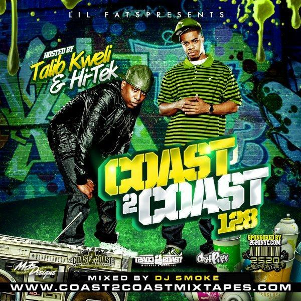 Coast2Coast Vol 128 Cover