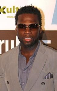 50 Cent's GREASY New Hair-Do [LMFAO]