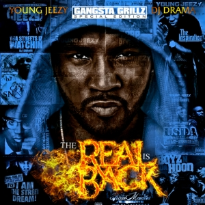 [Mixtape Download] Young Jeezy- The Real Is Back