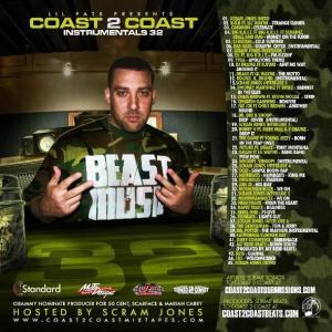 Need Beats?? Coast 2 Coast Instrumentals Vol. 32 [Mp3 Download Link]