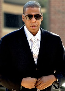 Roc A Fella CEO Jay Z