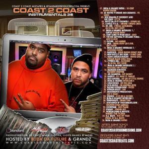 Coast 2 Coast Instrumentals Vol. 36 [Mp3 Download]