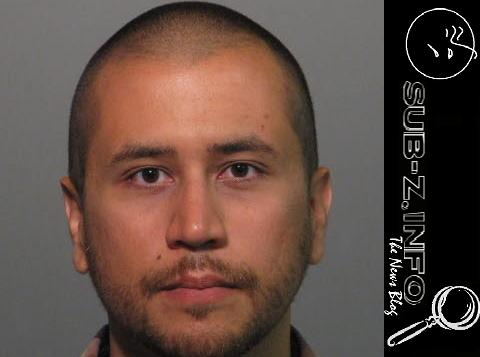 George Zimmerman new mugshot4