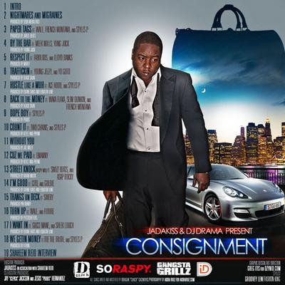 Jadakiss – Consignment Mixtape [Mp3 Download]