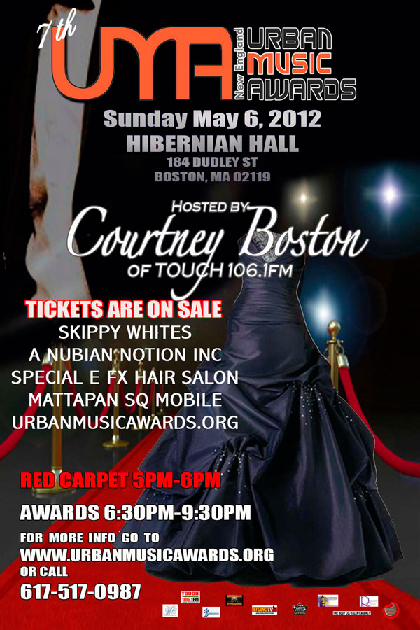 New England Urban Music Awards 2012