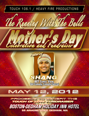 Touch 106.1 FM Mother's Day Celebration 2012