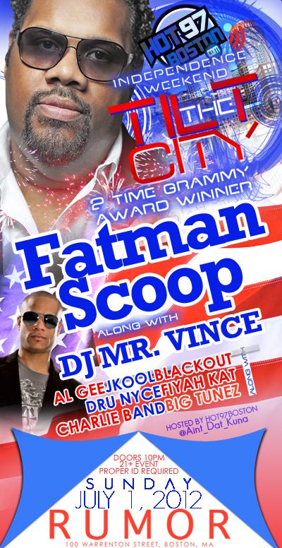 Tilt City at Club Rumor - Boston [Sunday July 1,2012]