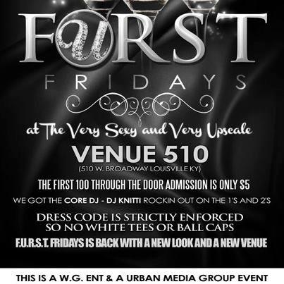 Furst Fridays @ Venue 510 [Louisville, KY]