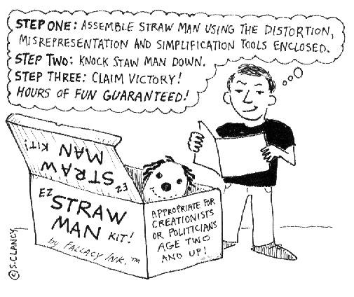 expose strawman