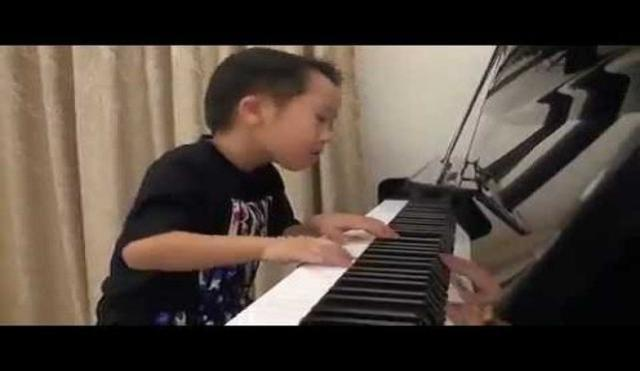 4 year old pianist 2