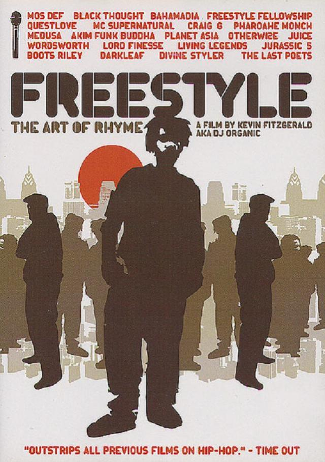 Freestyle Theartofrhyme2