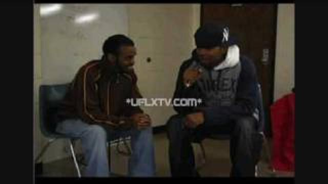 Method Man spaz on interviewer1