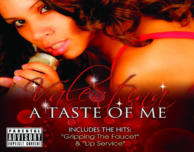 Valentina A Taste Of Me artwork1