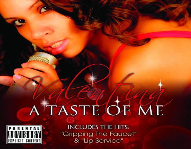 Valentina A Taste Of Me artwork1