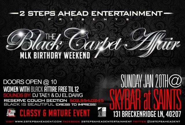 Black Carpet Affair flyer1