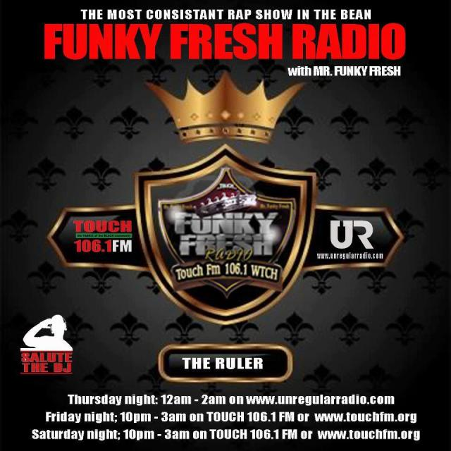 Funky Fresh Radio New1