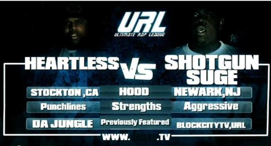 SHOTGUN SUGE vs HEARTLESS 3
