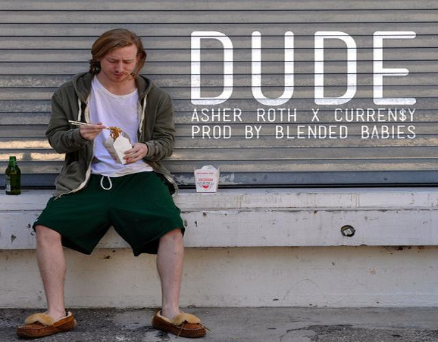 Asher Roth Dude artwork1