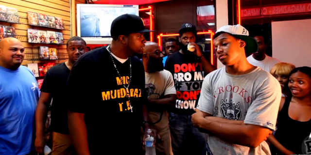 JOHNIE ALCATRAZ VS Ill Will 3