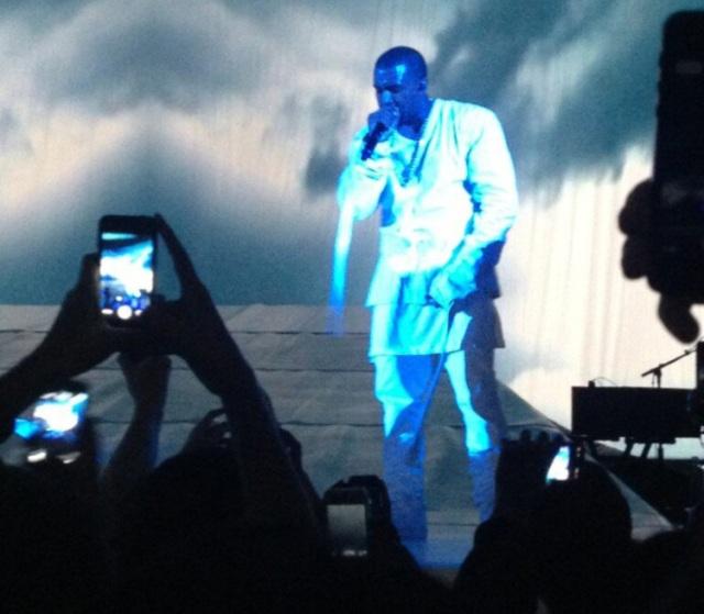 Kanye Hammersmith Apollo 2