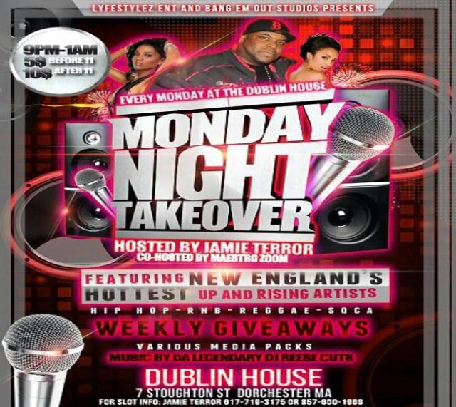 Monday Nite Takeova flyer1