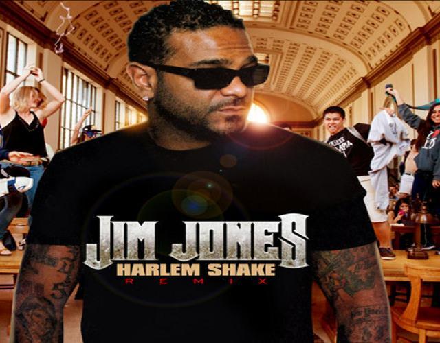 Jim Jones Harlem Shake Art