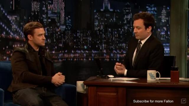 Justin Jimmy Fallon 1