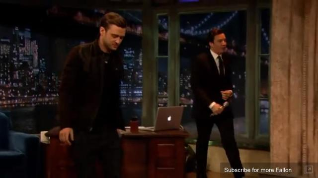 Justin Jimmy Fallon 2