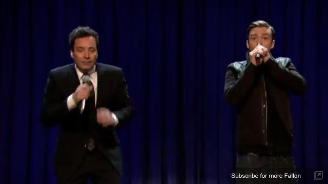 Justin Jimmy Fallon 3