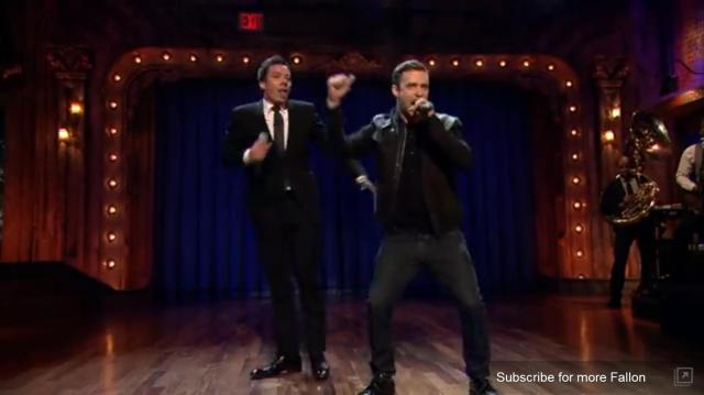 Justin Jimmy Fallon 5