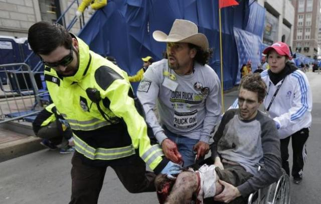 Boston Marathon casualties 1