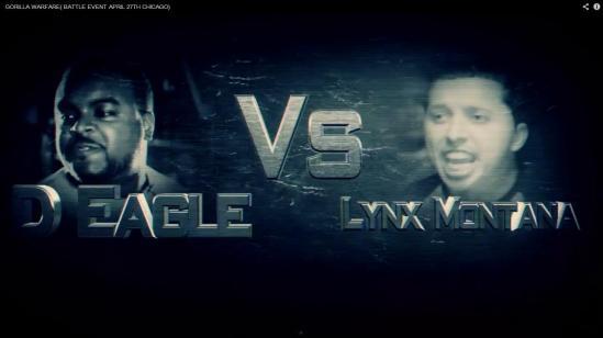 D EAGLE VS lynx Montana 1