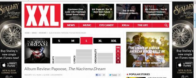 Nacirema XXL Review