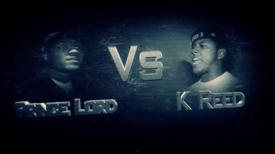 Prince Lord VS K Reed