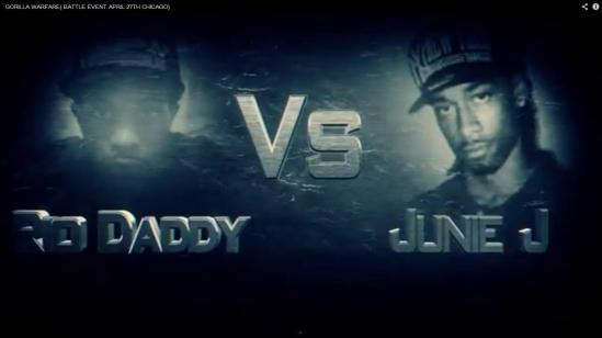 Rio Daddy VS Junie J