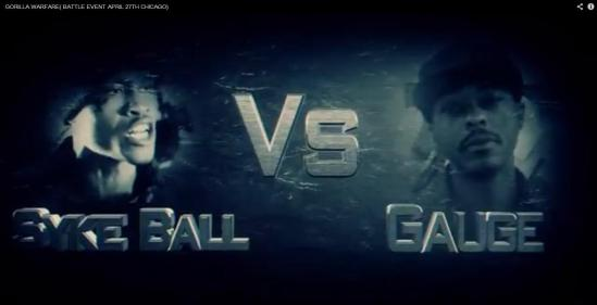 Syke Ball VS Gauge2