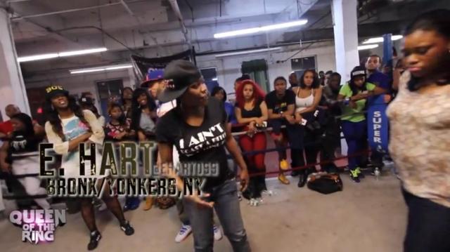 Chayna Ashley vs E Hart 7