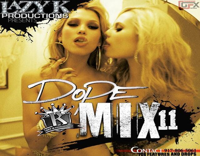 Dope Mix 11 artwork1