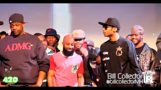 Shotgun Suge vs Bill Collector3