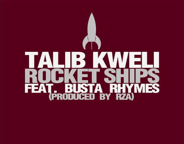 Talib Kweli rocket ships