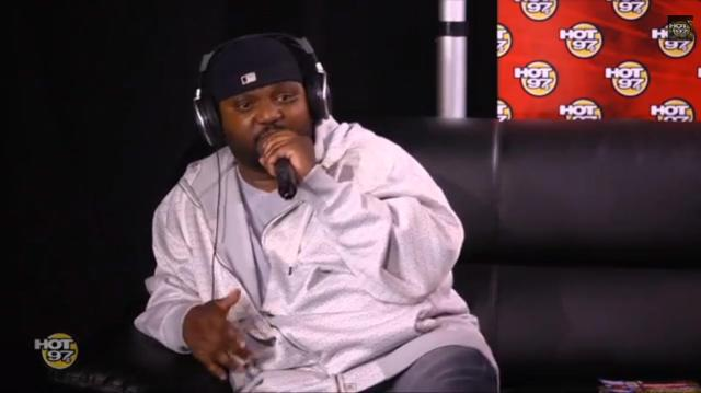 Aries Spears 2 HOT97