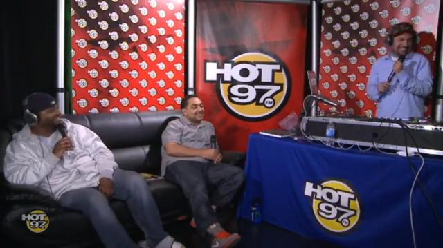 Aries Spears HOT97