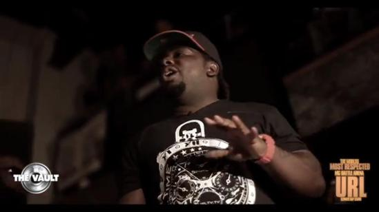 BIG KANNON VS O-RED 3