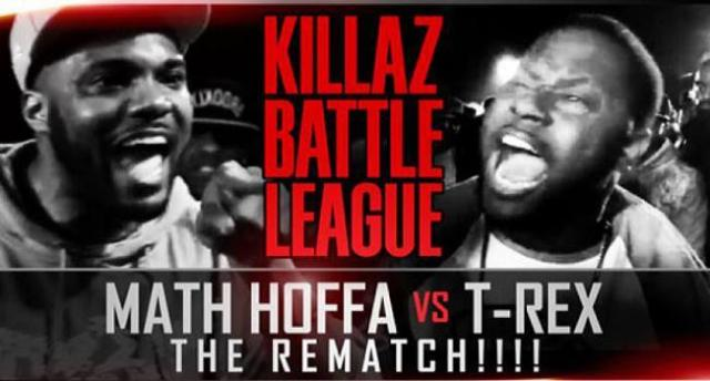 Killaz Battle League Rematch Banner