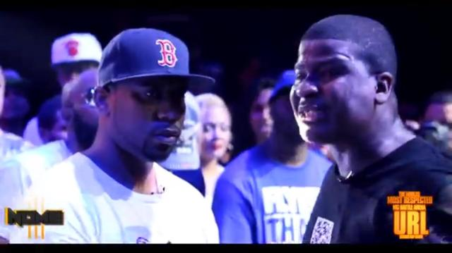 DNA VS CHILLA JONES 3