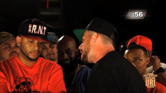 Real Deal vs Young Kannon 3