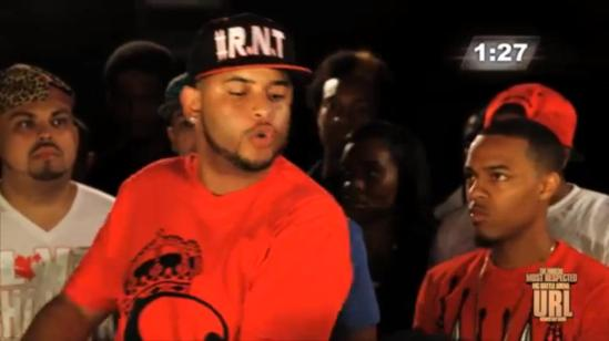 Real Deal vs Young Kannon 4