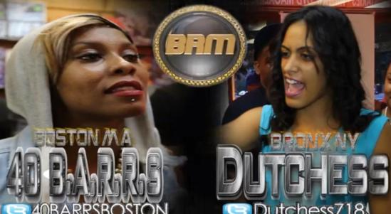 40 BARRS VS. DUTCHESS 1