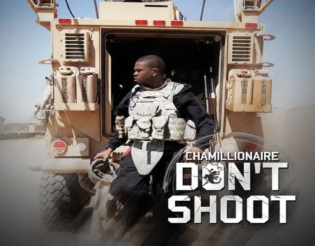 Chamillionaire – Dont Shoot
