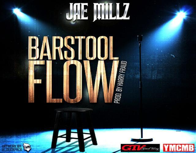 Jae Millz Barstool Flow